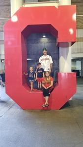 Zachary attended Cleveland Indians vs. Tampa Bay Rays - MLB on Sep 2nd 2018 via VetTix