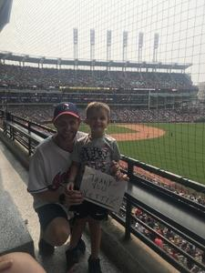 Click To Read More Feedback from Cleveland Indians vs. Baltimore Orioles - MLB
