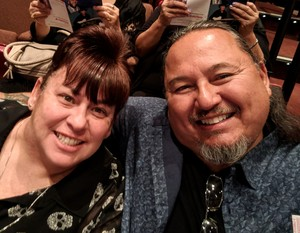 Edward attended Ruben Studdard Sings Luther Vandross on Apr 14th 2018 via VetTix