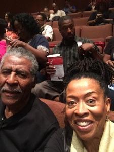 Abdul attended Ruben Studdard Sings Luther Vandross on Apr 14th 2018 via VetTix