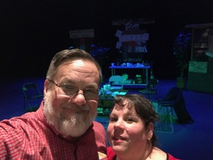 arthur attended The Irish Curse - for Mature Audiences Only - Presented by the Tulsa Project Theatre on Apr 22nd 2018 via VetTix