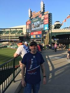 Ryan attended Detroit Tigers vs. Tampa Bay Rays - MLB on May 1st 2018 via VetTix