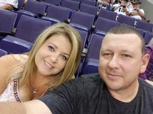 Shaun attended Arizona Rattlers vs. Green Bay Blizzard - IFL on Apr 21st 2018 via VetTix