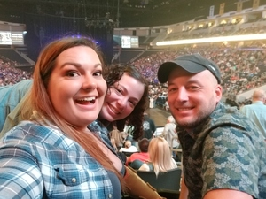 Lyndy attended Little Big Town - the Breakers Tour With Kacey Musgraves and Midland on Apr 21st 2018 via VetTix