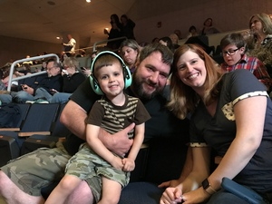 Phillip attended Little Big Town - the Breakers Tour With Kacey Musgraves and Midland on Apr 21st 2018 via VetTix