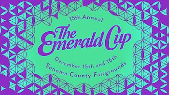 The Emerald Cup 2018 - 21 and Over - Medical Cannabis Festival - Weekend Pass Santa Rosa, CA - Saturday, December 15th 2018 20 tickets donated