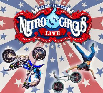 Travis Pastrana's Nitro Circus Live - Toyota Stadium Frisco, TX - Saturday, May 23rd 2015 at 5:00 PM 500 tickets donated