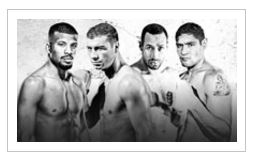 Showtime Championship Boxing: Badou Jack vs. Lucian Bute and James Degale vs. Rogelio Medina - Mayweather Promotions Boxing Event Washington, DC - Saturday, April 30th 2016 at 5:00 PM 500 tickets donated