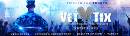 Tickets for Military and Veterans