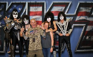 Click To Read More Feedback from Kiss Freedom To Rock Roadie For A Day