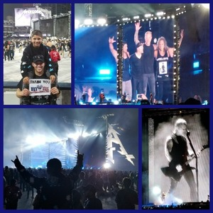 Click To Read More Feedback from Metallica Concert