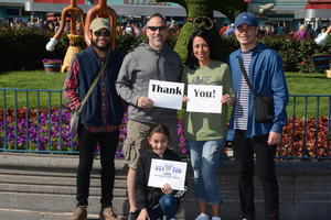 Click To Read More Feedback from Family getaway to Walt Disney World, Florida