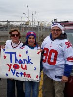 Click To Read More Feedback from Giants V Redskins Metlife Stadium