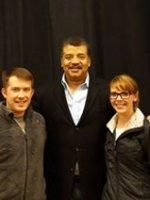 Edwin attended Neil Degrasse Tyson! on Jan 29th 2015 via VetTix
