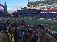 Click To Read More Feedback from New England Patriots V. Kansas City Chiefs Playoff Game
