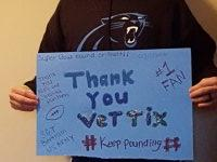 Click To Read More Feedback from Carolina Panther Playoff Game