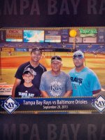 Click To Read More Feedback from Tampa Bay Rays Game