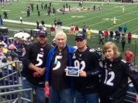 Click To Read More Feedback from Attend a Ravens Game (Any)