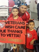 Click To Read More Feedback from San Francisco 49ers Football Game
