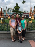 Click To Read More Feedback from Birthday Celebration at Disney World