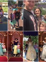 Click To Read More Feedback from Disneyland for My Princesses