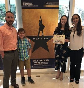 Click To Read More Feedback from Hamilton for my family