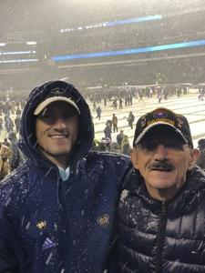 Click To Read More Feedback from Army-Navy football game - 12/9/17