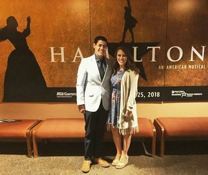 Click To Read More Feedback from 2 Tickets to Hamilton in Tempe, AZ