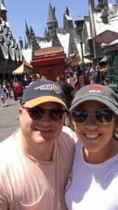 Click To Read More Feedback from Universal Studios Honeymoon