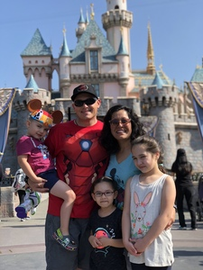Click To Read More Feedback from Disneyland POST-Deployment Wish