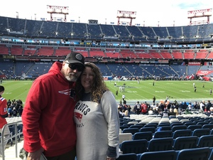 Click To Read More Feedback from Watching the Patriots in Nashville